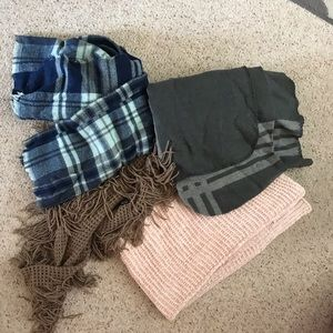 Set of 4 Scarves